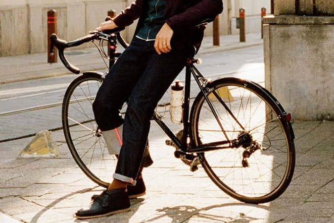 Rapha Cycle Jeans