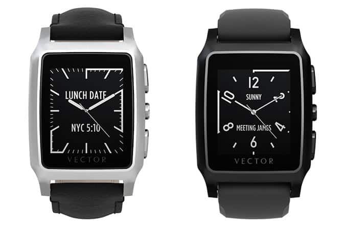 Vector Watch Collection