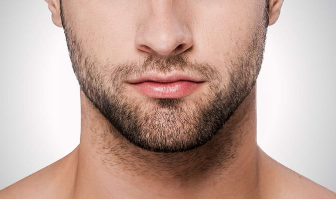 Clippering your beard will make it look more even and full