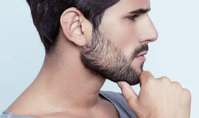 Create definition in your beard to make it look fuller