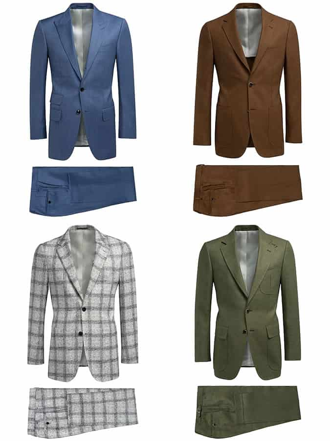 Suitsupply Recommended Wedding Guest Suits For Men
