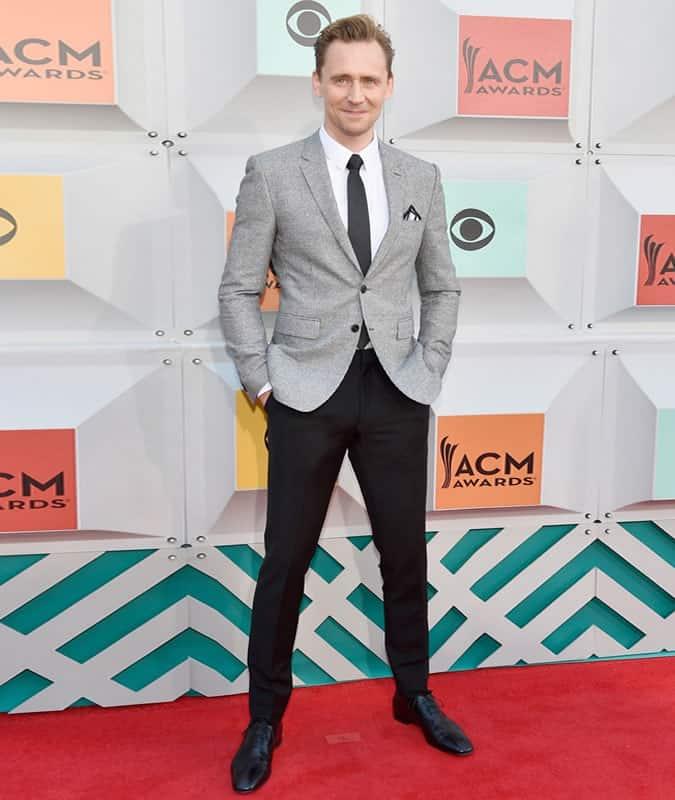 Tom Hiddleston Tailoring Separates