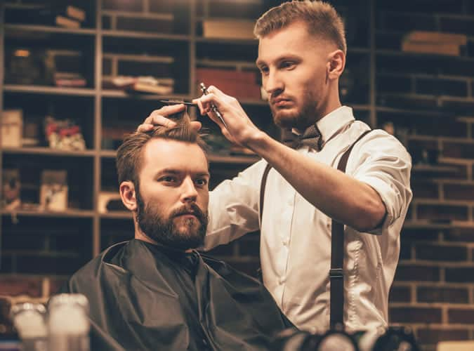 Get your hair cut a couple of days before you go on holiday