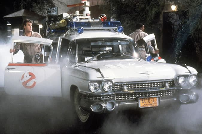 Cadillac DeVille From Ghostbusters