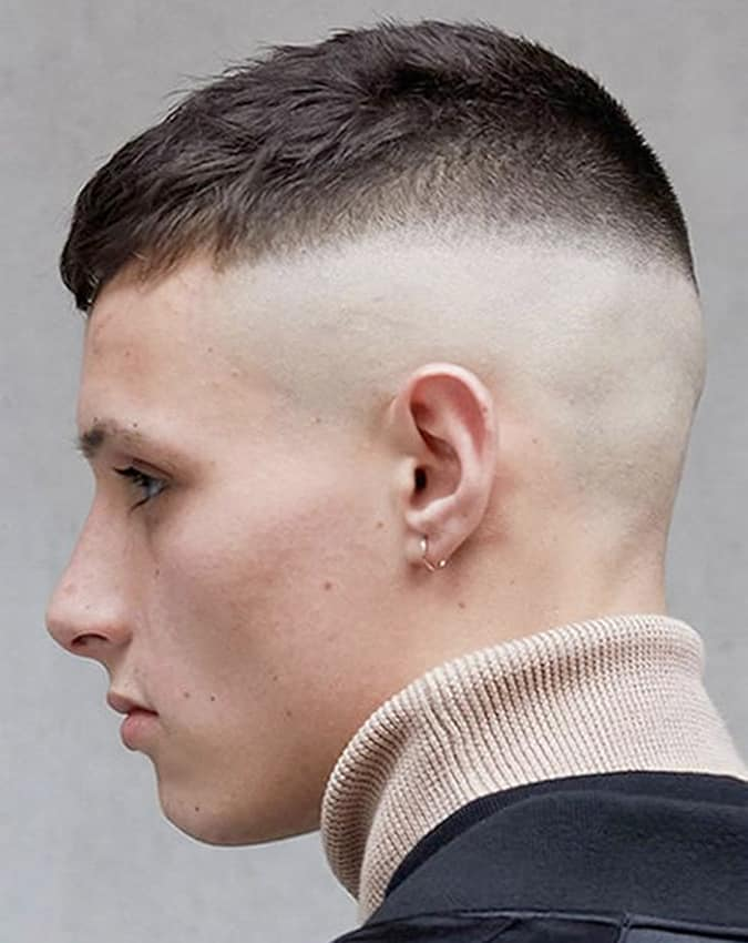 10 Hairstyles That Look Great With A Fade - Bald Fade