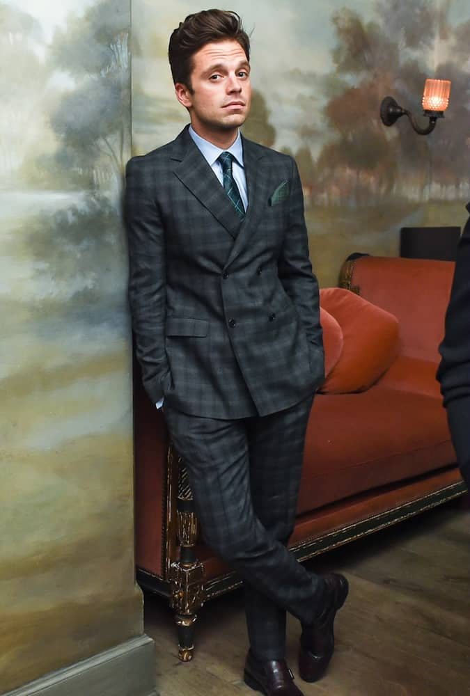 Sebastian Stan at Esquire's Style Mavericks of the Year event