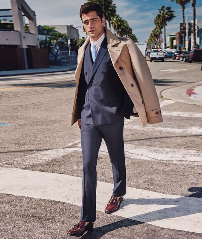 Men's Loafers With A Suit