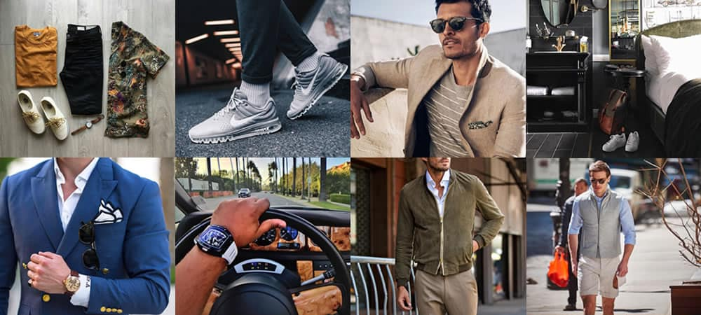 The 50 Best Men's Fashion & Style Instagram Accounts
