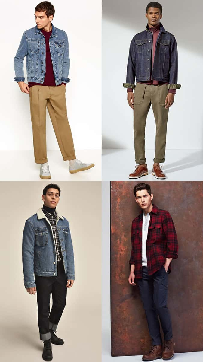 the best relaxed fit trousers for men