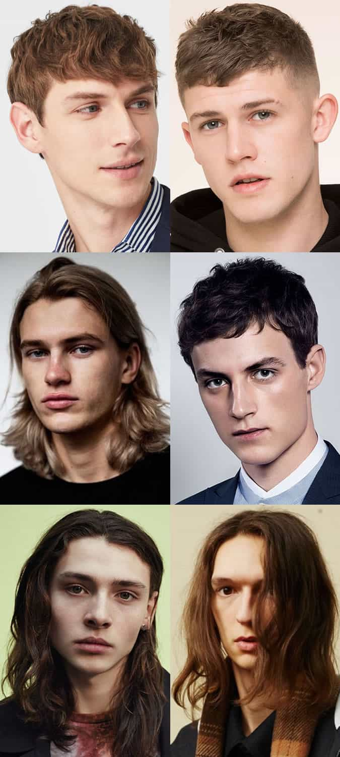the best men's hairstyles for unruly hair