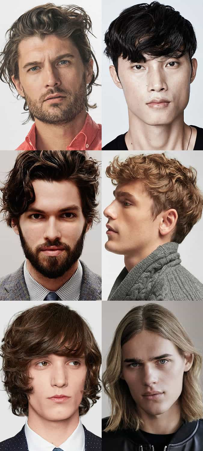 The Best Wavy Hair Styles For Men
