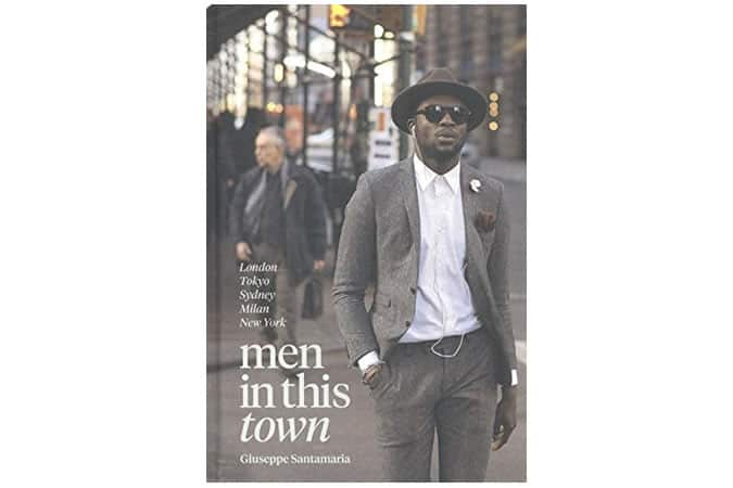 Men In This Town Book
