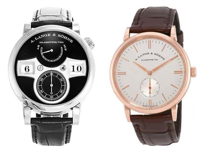 the best A Lange & Sohne watches
