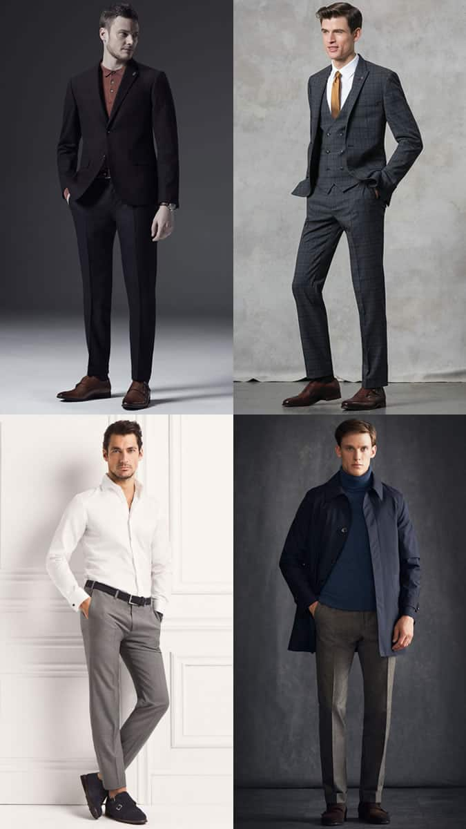 How To Wear Monk Strap Shoes For Work