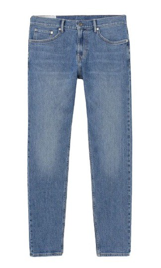H&M Selvedge affordable Jeans