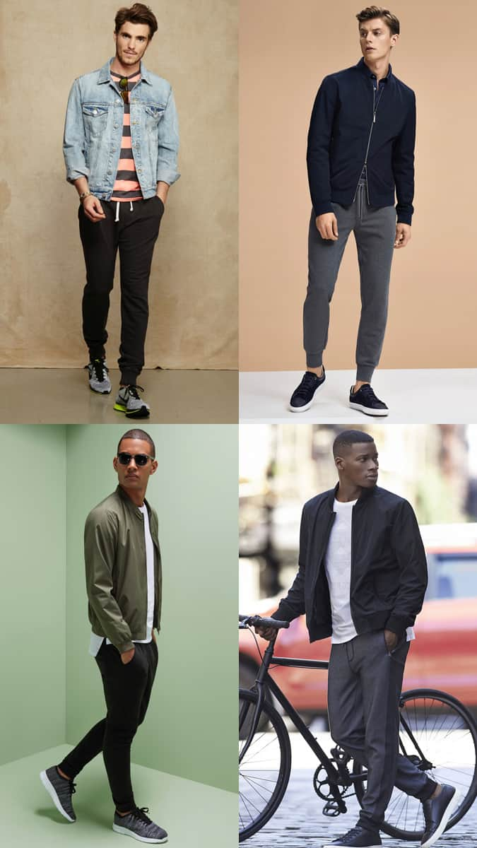 How To Wear Sports Luxe Joggers