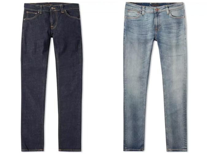 Nudie Jeans skinny fit denim for men
