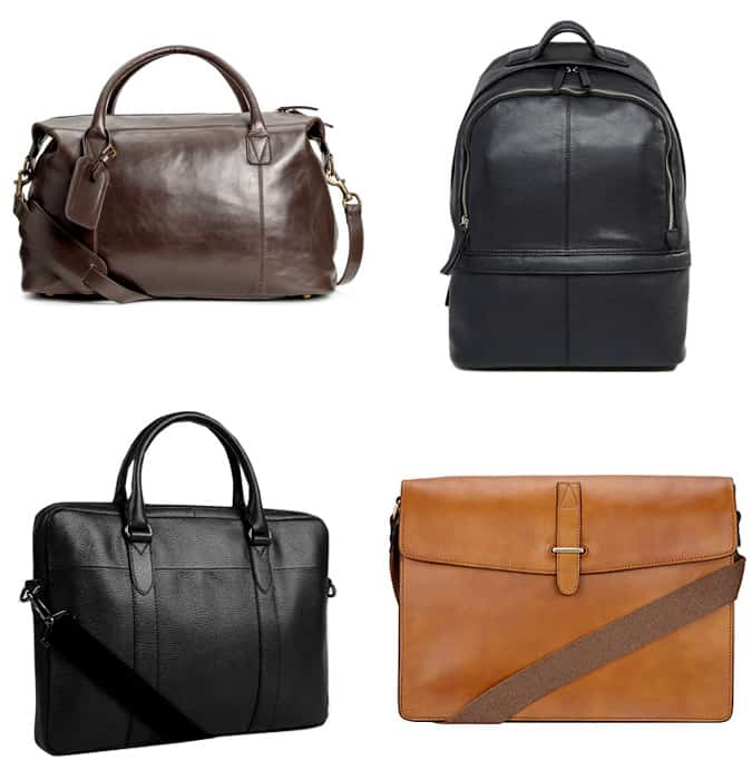 The Best Leather Bags For Men