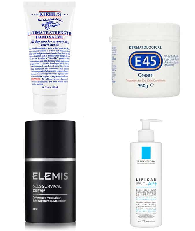 The best products for men's flaky skin and eczema