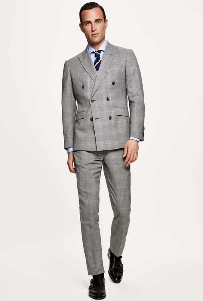 How to pick the right check suit for your body shape