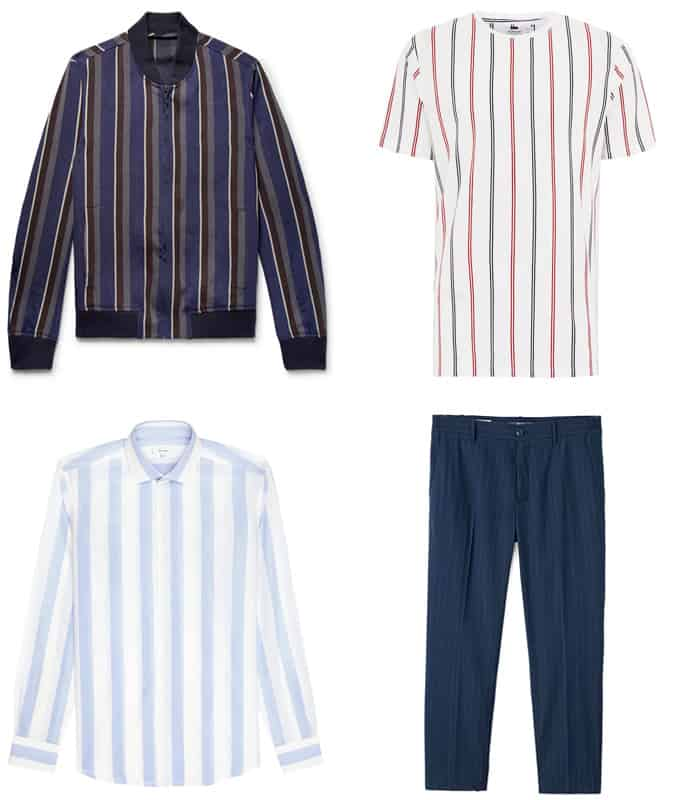 The Best Vertical Striped Clothes For Men