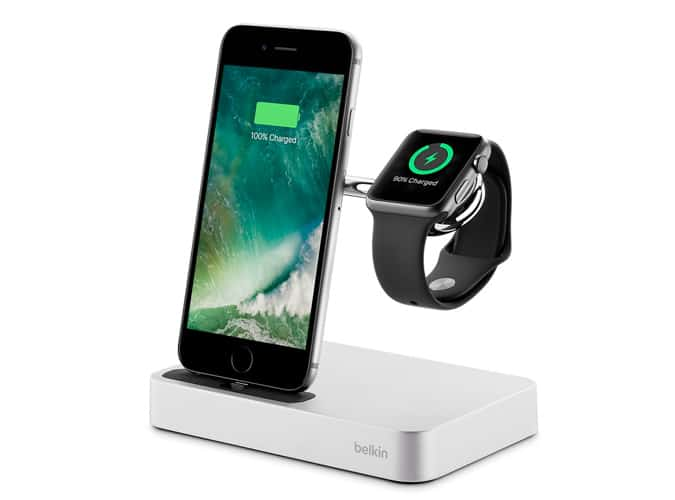 Belkin Valet Charge Dock for Apple Watch and iPhone