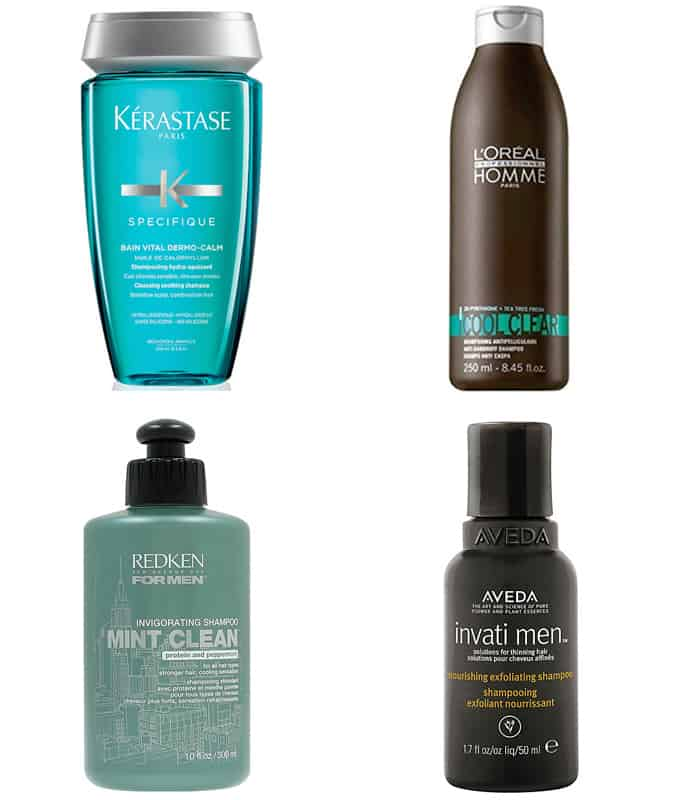 Invigorating Hair Products For Men
