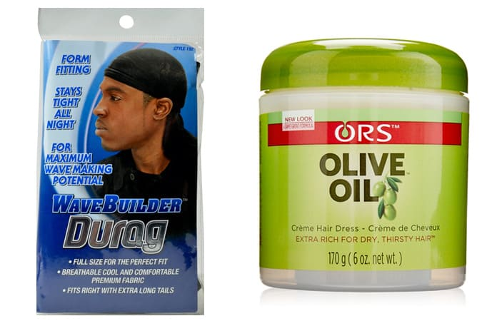 Men's Afro Hair Styling Products