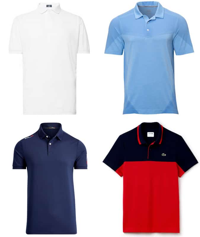 The Best Golf Polo Shirts For Men