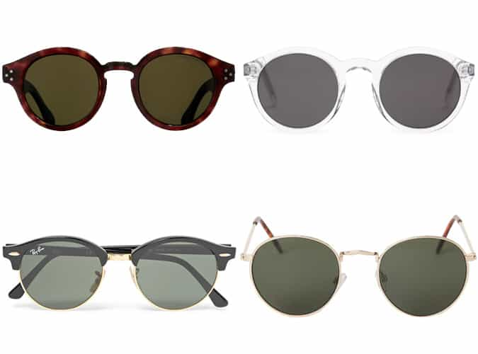 The Best Round Sunglasses For Men
