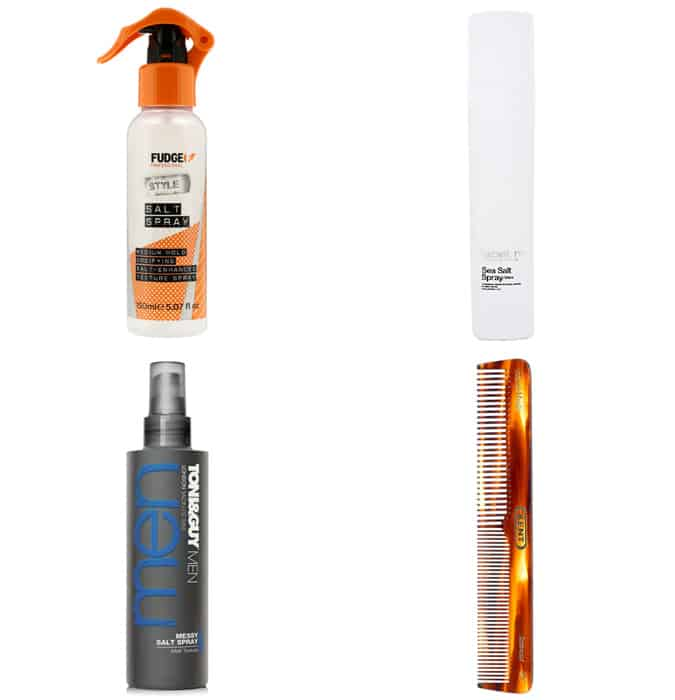 The Best Styling Products For Tapered Quiff Haircuts