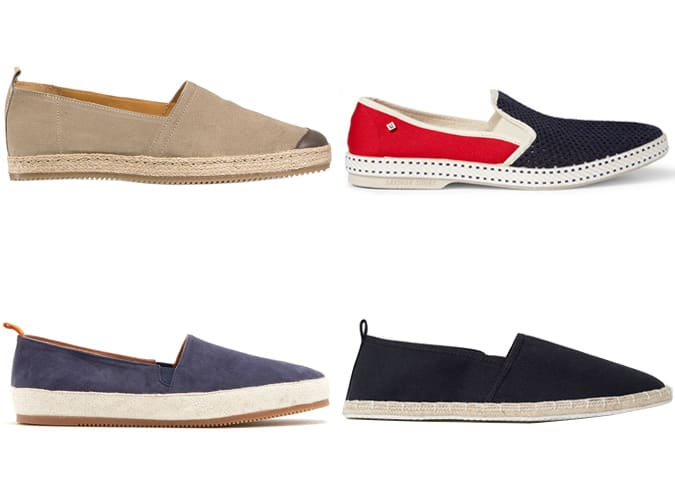 The Best Espadrilles For Men