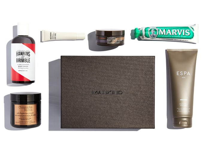 Mankind The Strength Edit Grooming Box