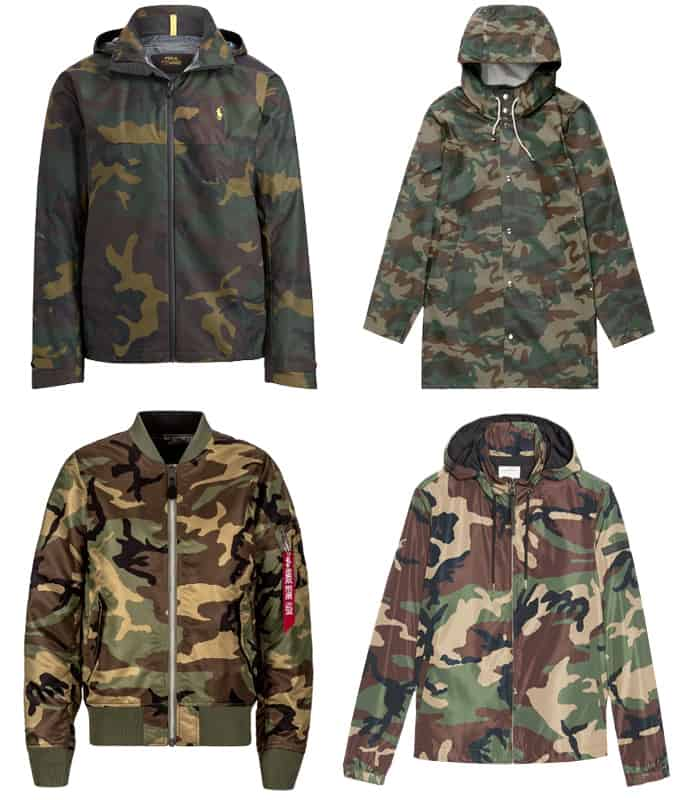 The Best Camouflage Jackets For Men