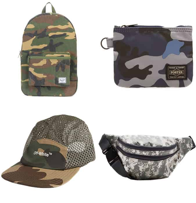 The Best Camo Accessories For Men