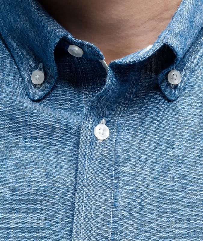 Officine Generale Chambray Shirt