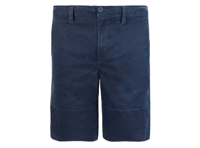 SQUAM LAKE CHINO SHORTS FOR MEN IN NAVY