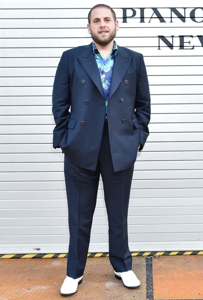 Jonah Hill Suits