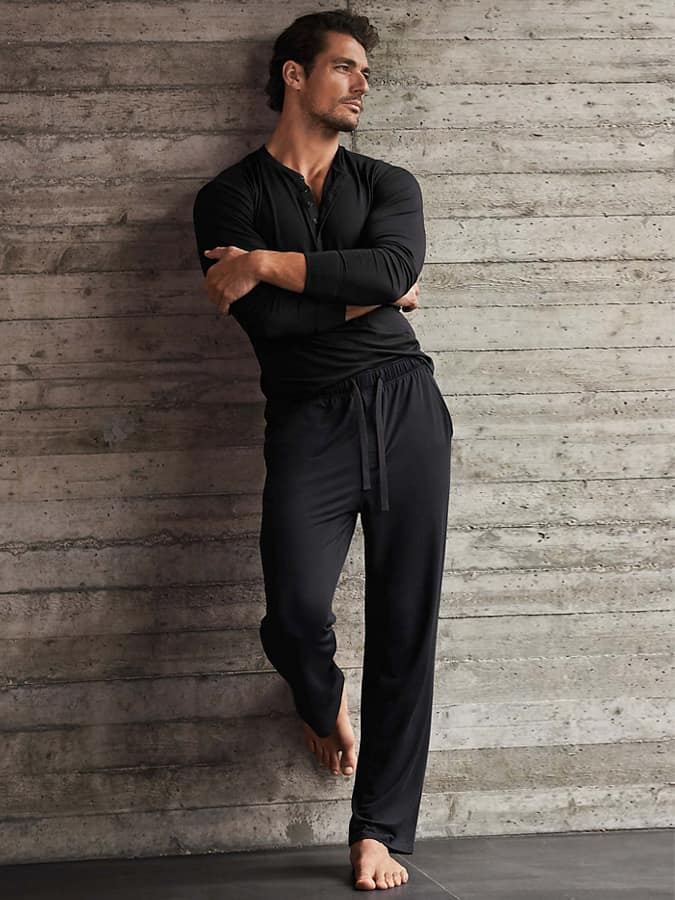 David Gandy For M&S Autograph