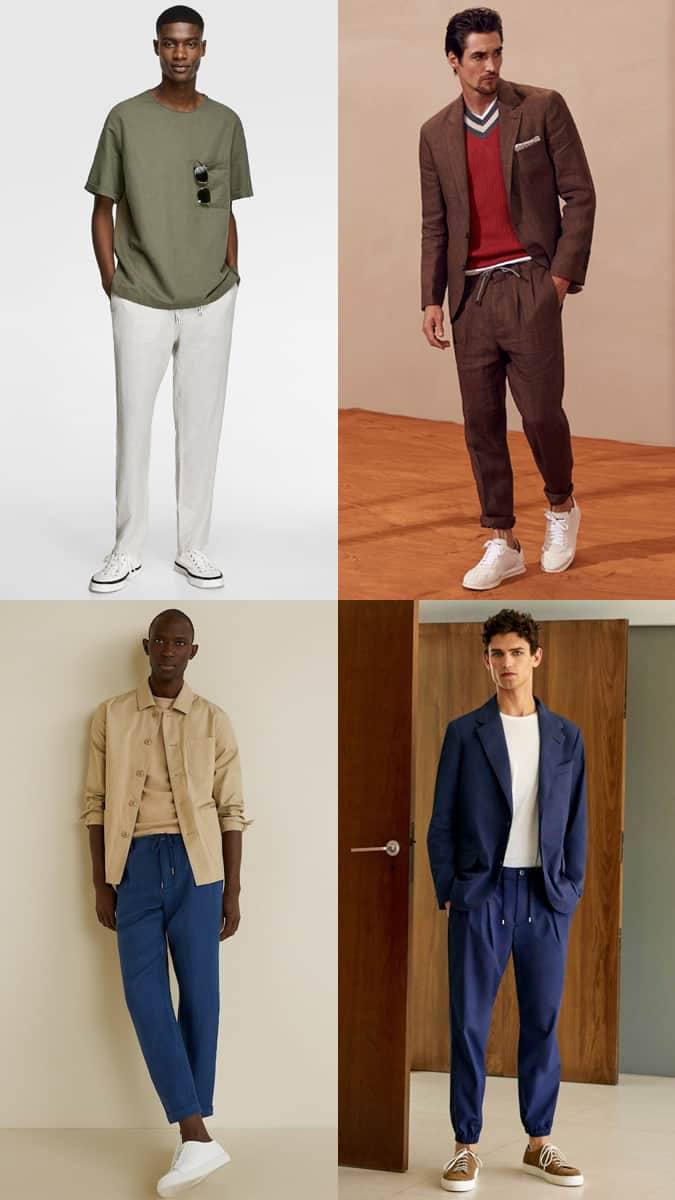 12 Modern Trouser Styles All Men Should Own Fashionbeans