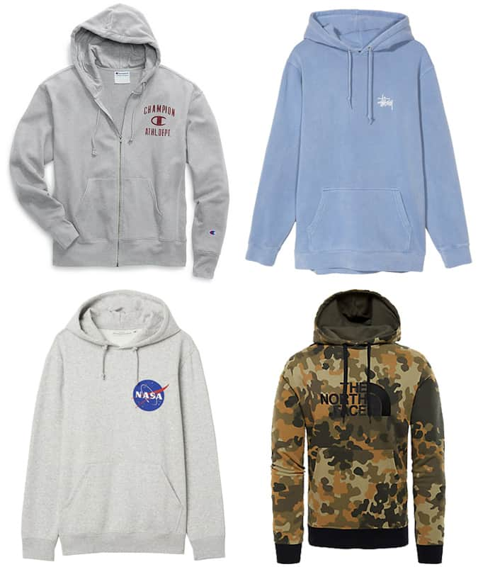 The Best Hoodies For Men