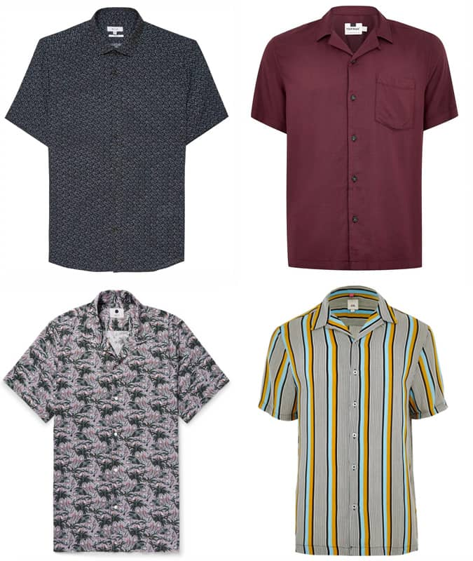 The Best Short-Sleeved Shirts For Men