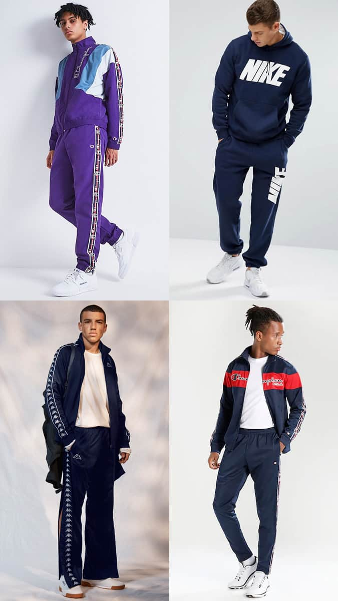 The Best Logo Tracksuits For Men