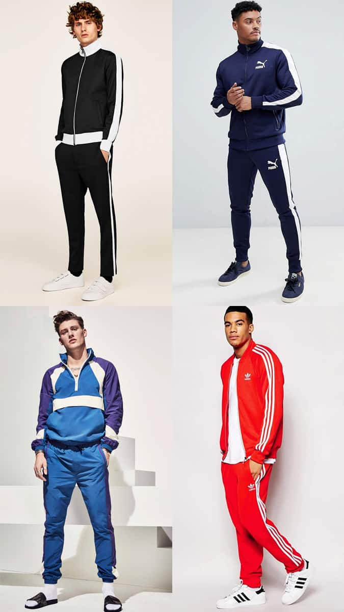 The Best Retro Tracksuits For Men