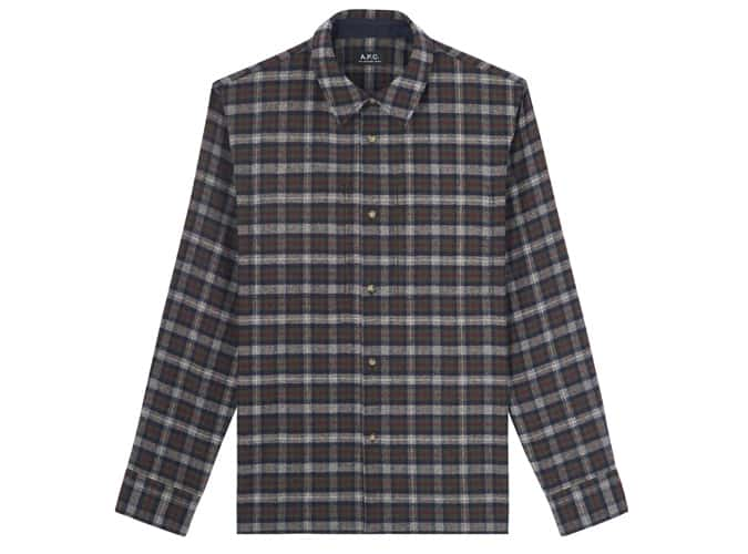 apc Land overshirt