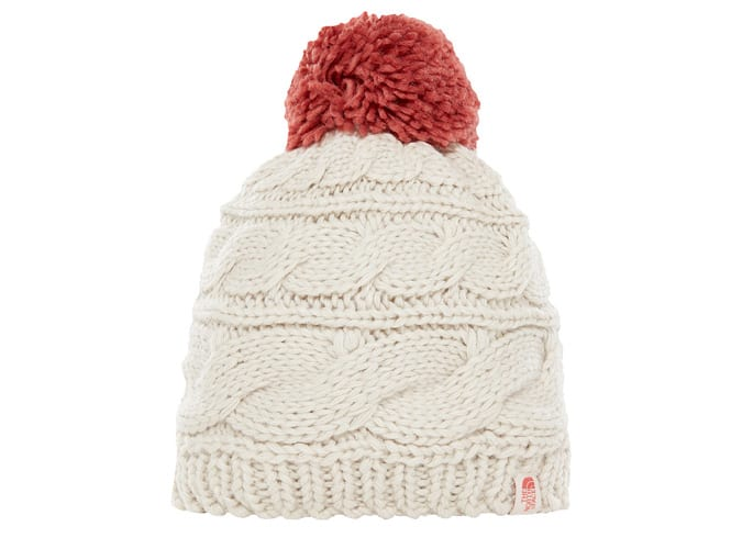 The North Face Cable Knit Beanie Hat