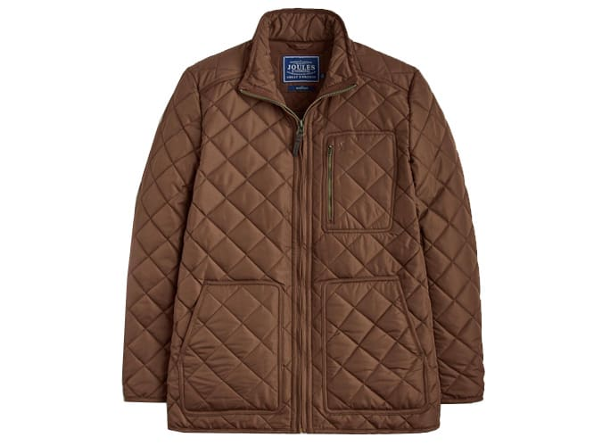 DERWENT LONG LENGTH QUILTED JACKET