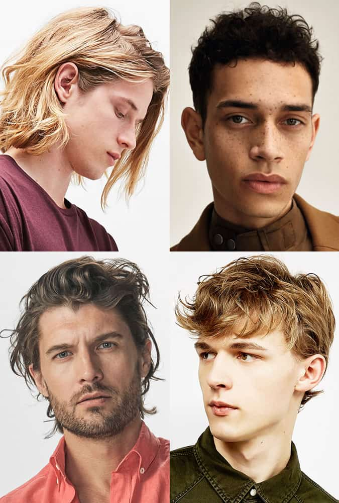 Sea salt spray hairstyles
