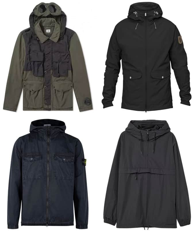The Best Casuals Anoraks