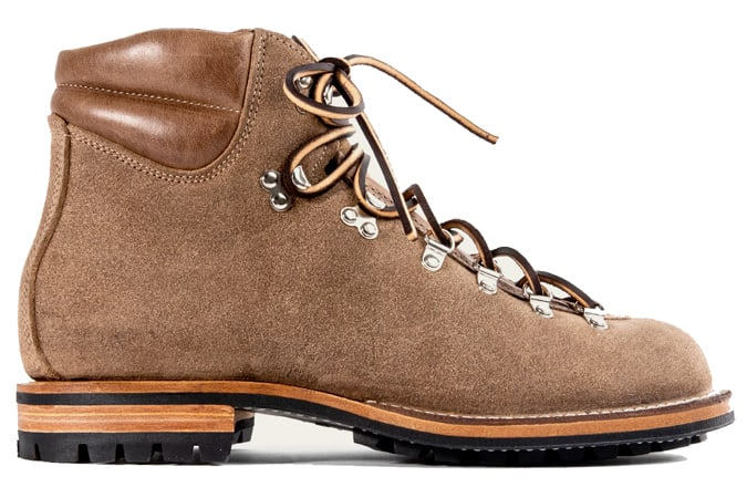 Viberg Pachena Bay Natural Chromexcel Roughout